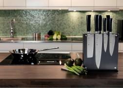 Tamahagene kokkekniver